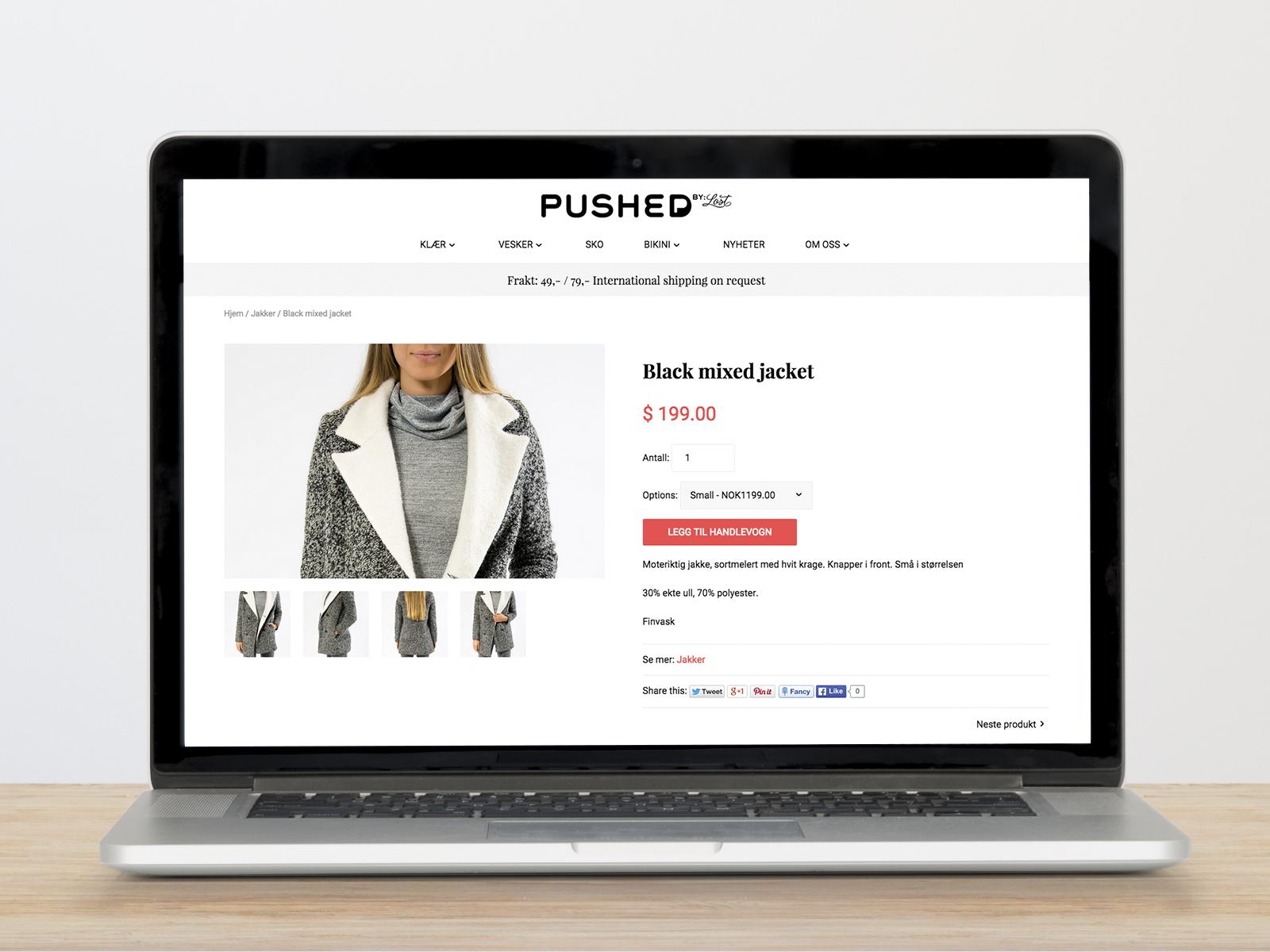 Vend Software - E-commerce platform
