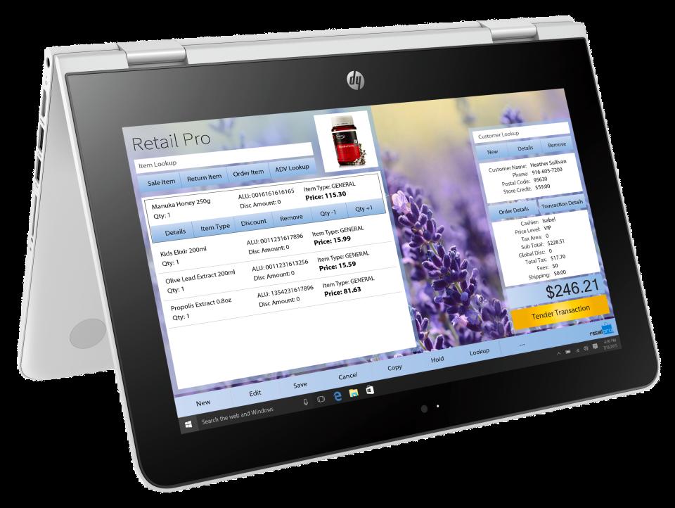 Retail Pro Software - 2