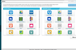 CloudFuze screenshot: CloudFuze file locations