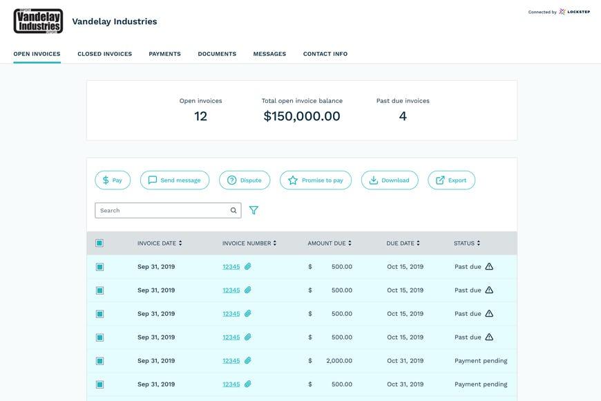 Lockstep Collect Software - Lockstep Collect - Customer Self-Service Portal