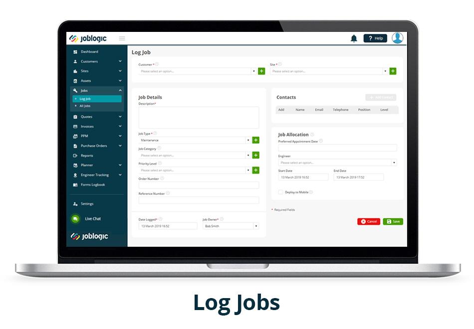 JobLogic Software - 3