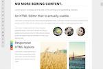 IntelliEnterprise screenshot: IntelliEnterprise HTML Editor
