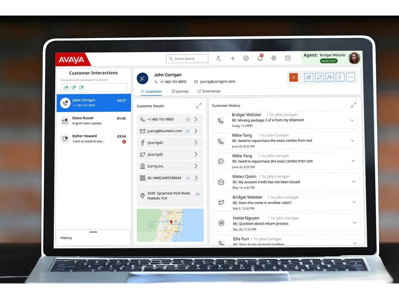 Avaya OneCloud UCaaS Software - 1