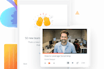 GoFundMe Charity screenshot: Benefit from the CrowdRise Social Amp feature to enhance and optimize social sharing