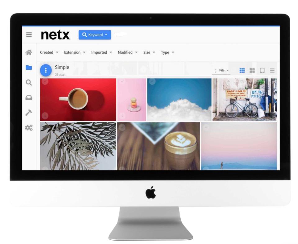 NetX Gallery