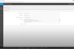 Capture d'écran pour MX.3 : MX.3 account details