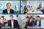 Capture d'écran pour StarLeaf : StarLeaf video conferencing
