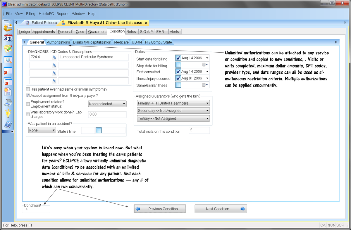 ECLIPSE Software - 2