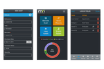 MRI Software screenshot: Mobile asset tracking for iOS, Android and Windows devices, leveraging a centralized database for storing fixed assets information