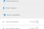 1Channel screenshot: Visual merchandising