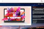 WorkCast screenshot: WorkCast webinar