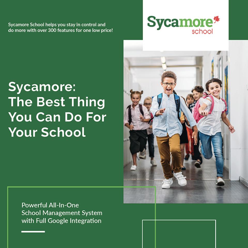 Sycamore School Logiciel - 1