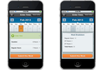 Workday HCM screenshot: Workday Mobile Time Tracking