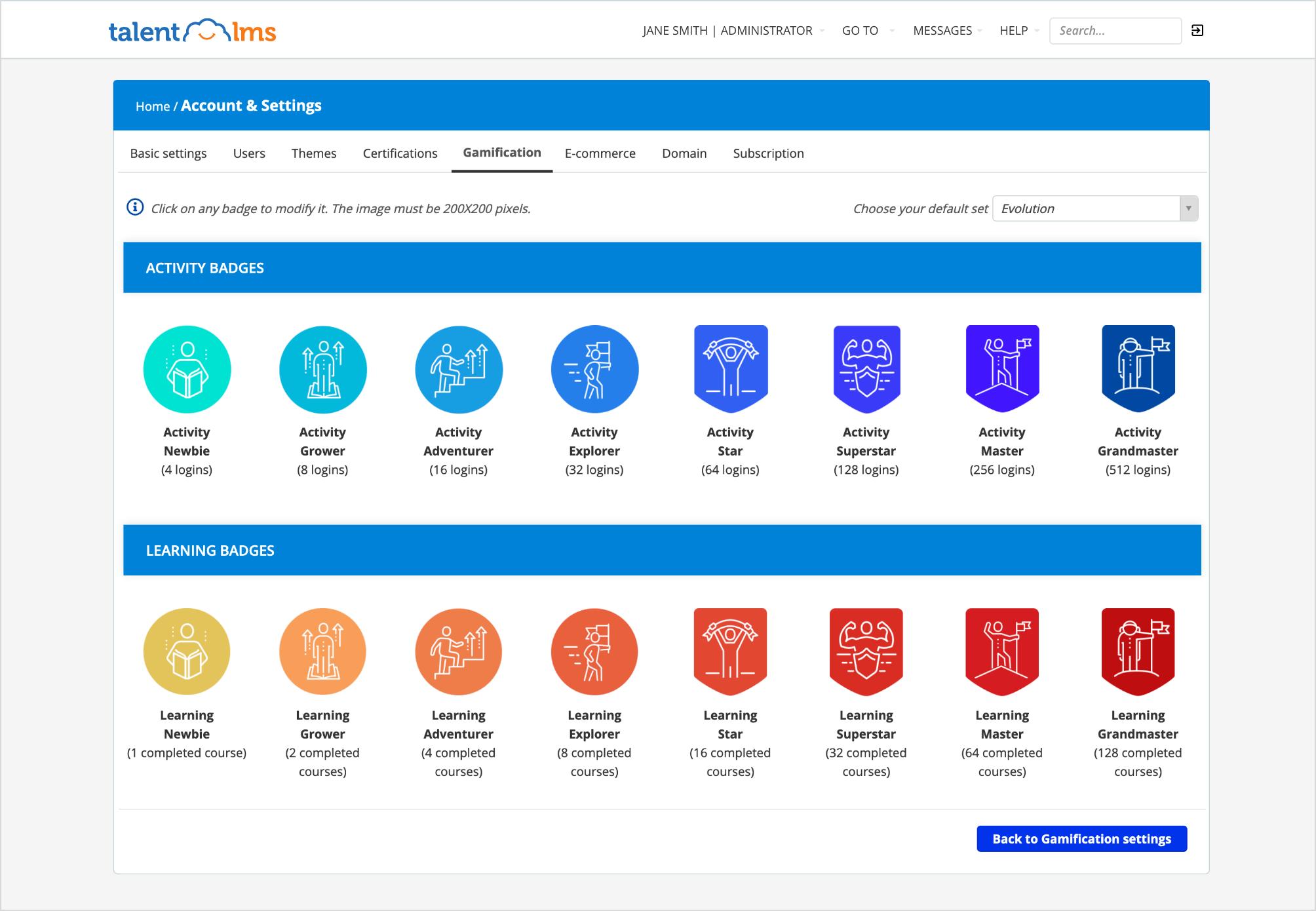 TalentLMS Software - TalentLMS Gamification
