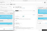 Teckst screenshot: Teckst integrates with Zendesk to streamline the user's workflow