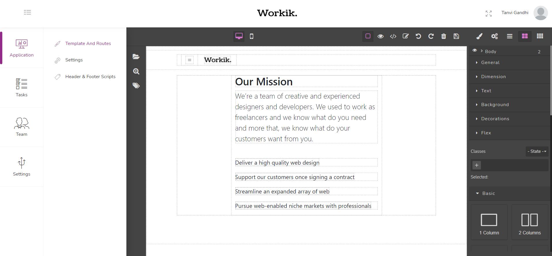 Workik Software - 2