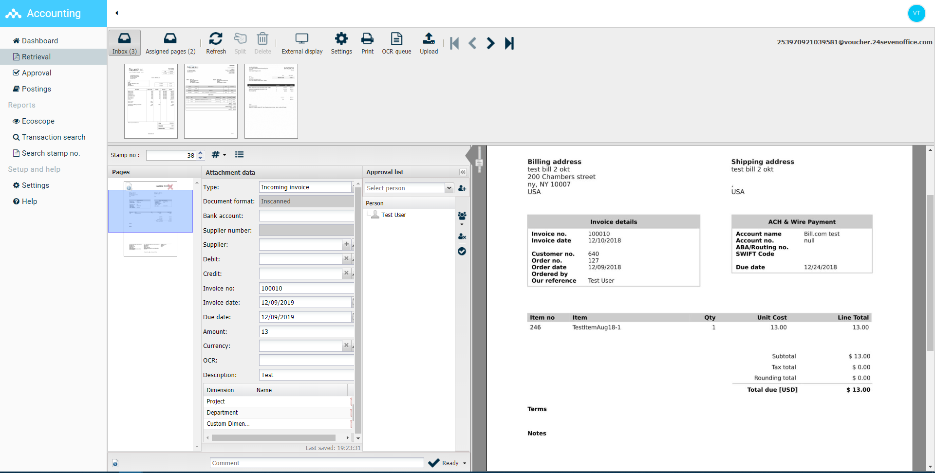 24SevenOffice Software - 5