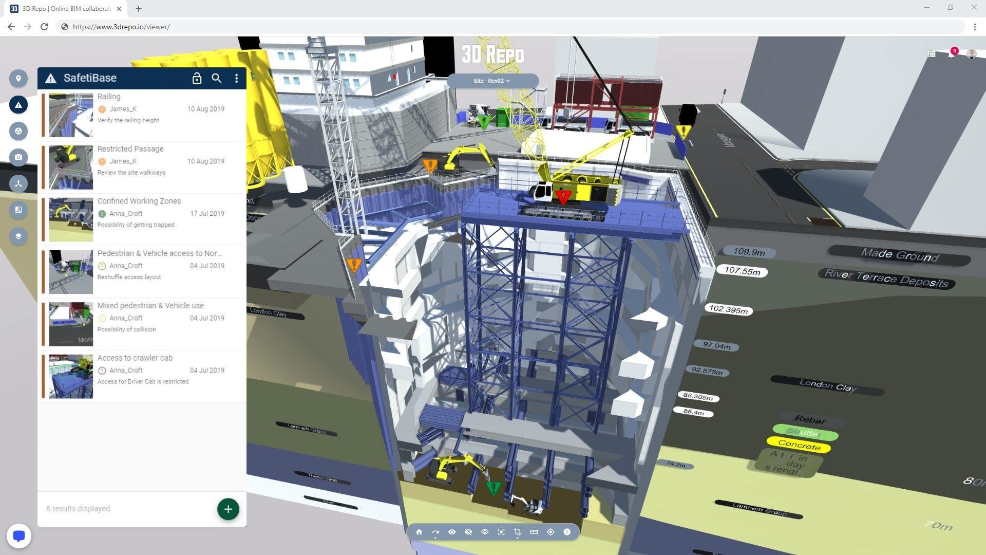 3D Repo Software - 3