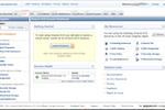Capture d'écran pour Amazon EC2 : Amazon EC2 Console dashboard