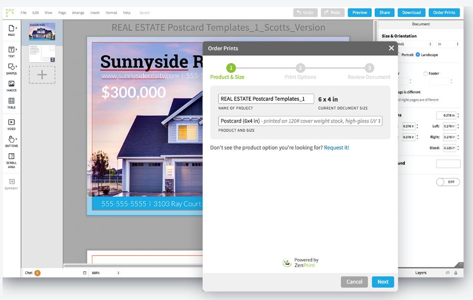 Lucidpress Software - LucidPress collaboration