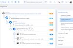 Profit.co screenshot: Ensure that team OKRs are aligned