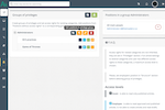 Acknow screenshot: Determine role-based permissions