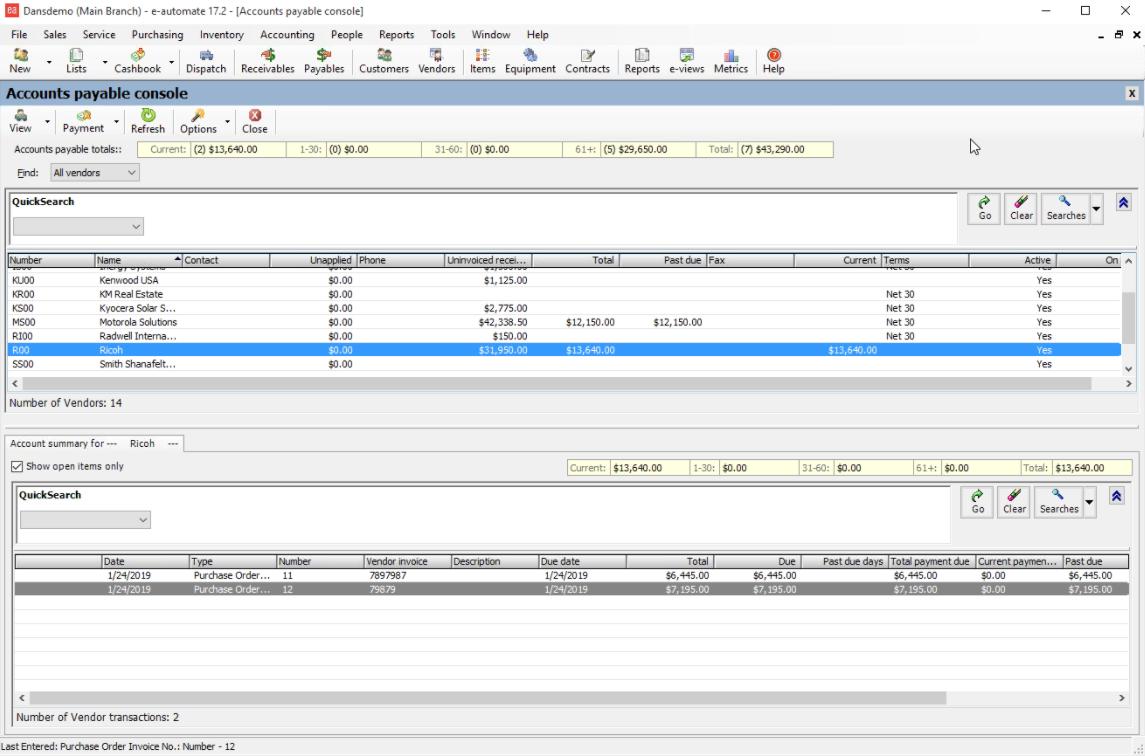 e-automate Software - 1