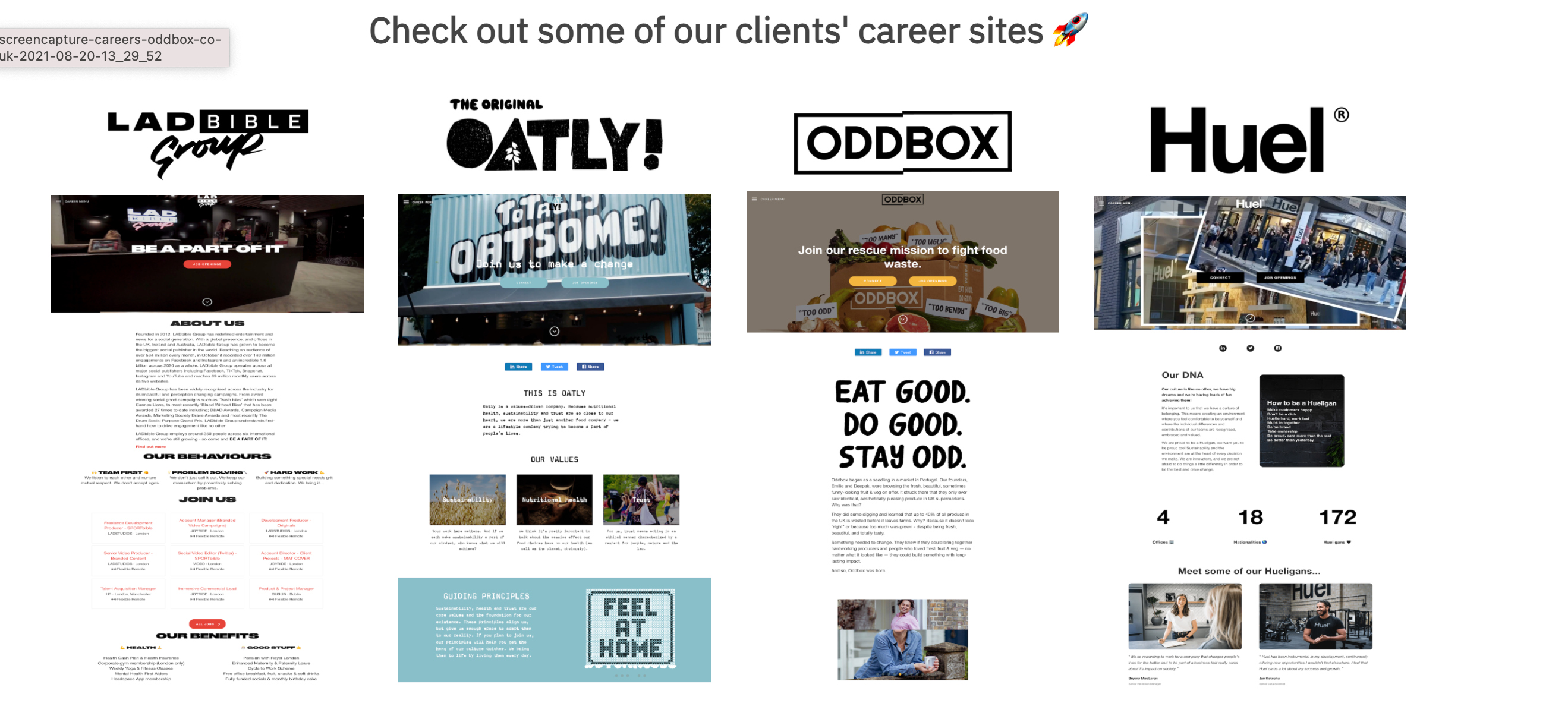 Teamtailor Software - Careers site