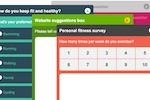 Capture d'écran pour Feedback Lite : Feedback Lite color picker for surveys