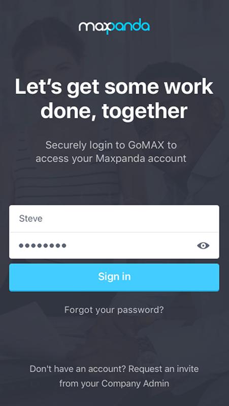 Maxpanda CMMS screenshot