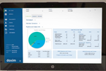 Doxim CRM+ screenshot: Simplify the process of uncovering cross-sell opportunities, make more targeted sales pitches, and send highly personalized marketing communications using data-driven CRM platform insights
