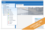Contegro screenshot: Create and manage fully interactive touch screen displays
