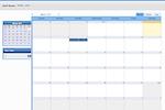 MedBillit screenshot: Staff schedules can be viewed in the calendar