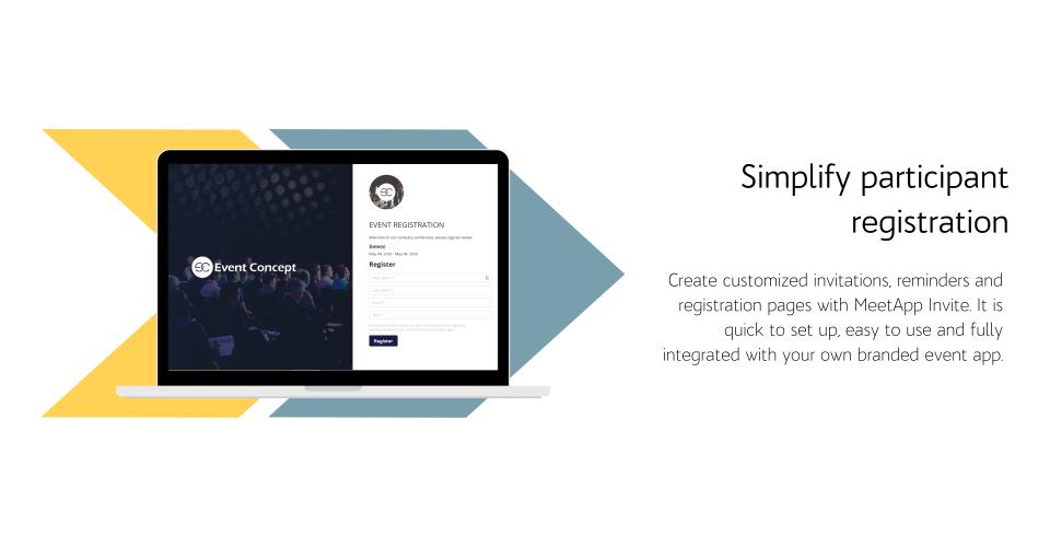 MeetApp Logiciel - 3