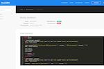 HackEDU Screenshot: HackEDU code evaluation